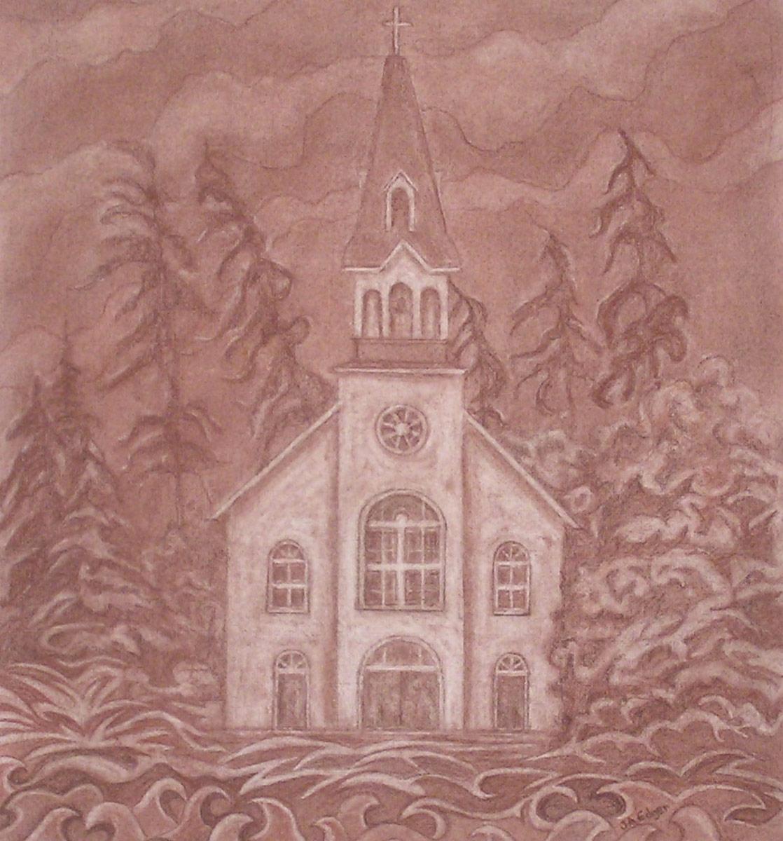 Église de St-Adolphe